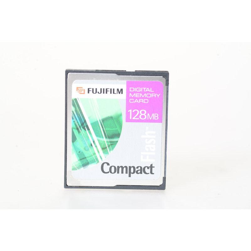 Fujifilm Compact-Flash Karte 128MB