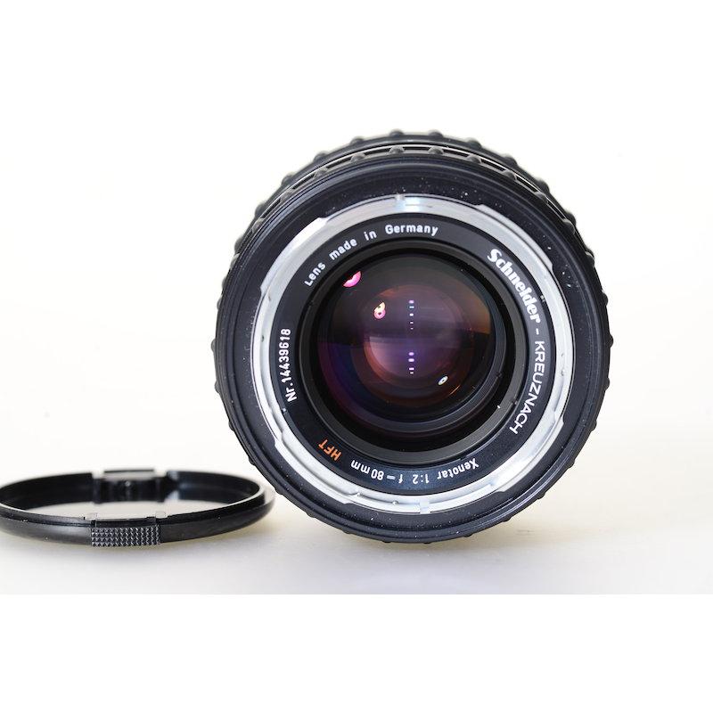 Rollei Xenotar HFT 2,0/80 PQ 6008