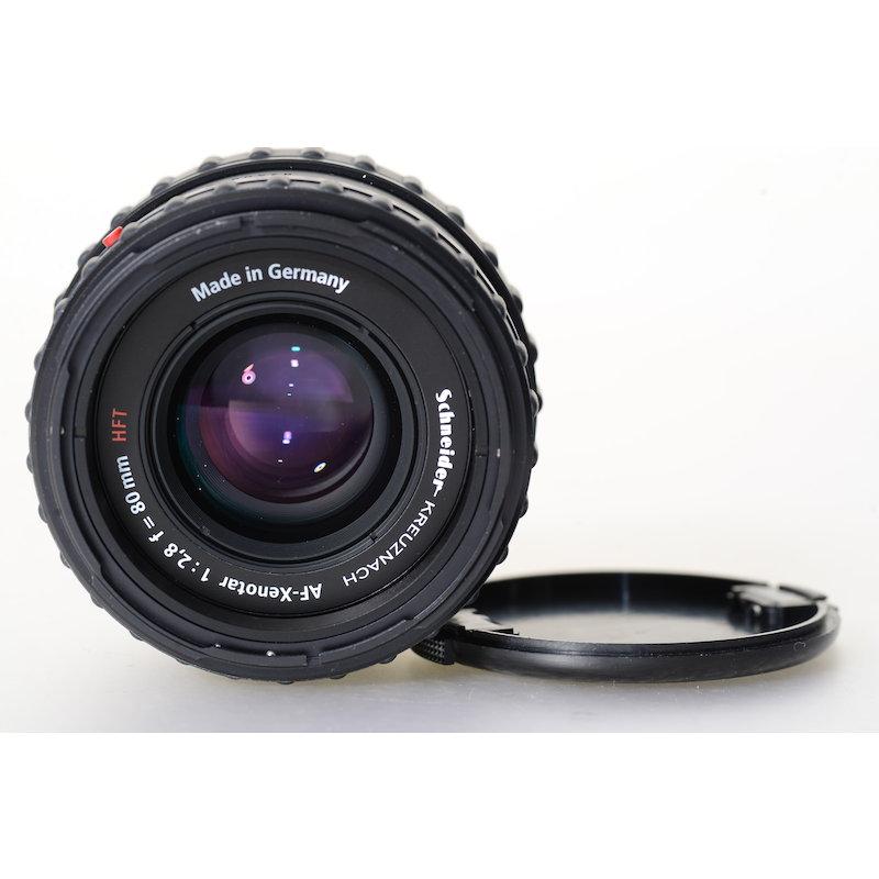Rollei AF-Xenotar HFT 2,8/80 PQS 6008