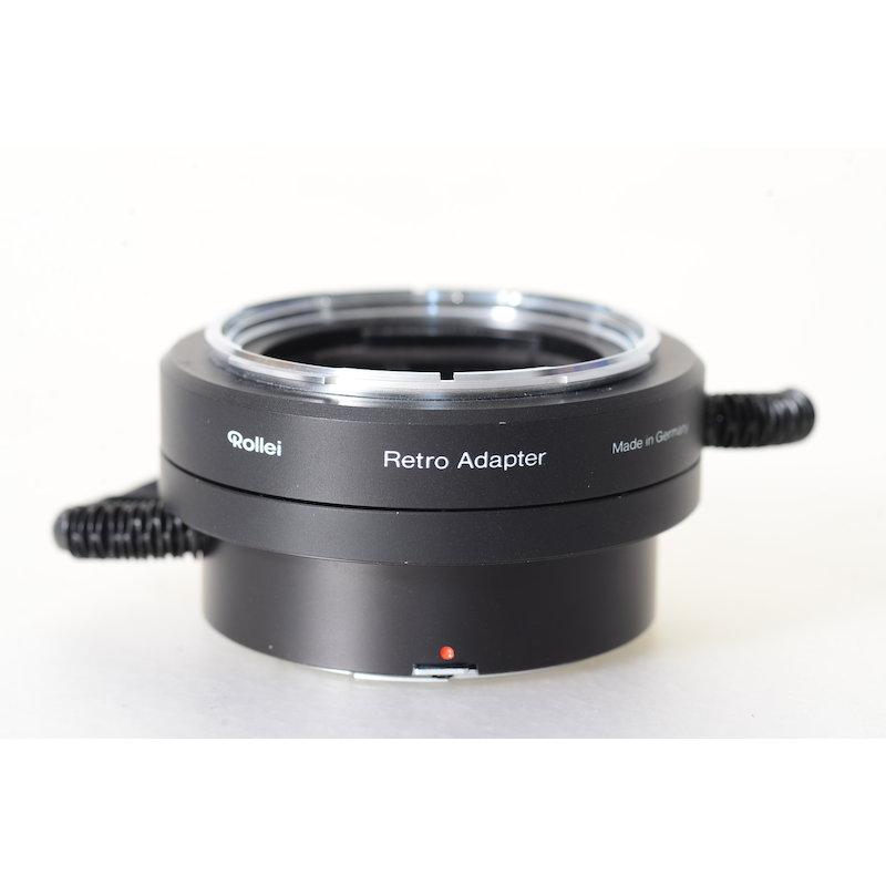 Rollei Retro-Adapter SLX/6000