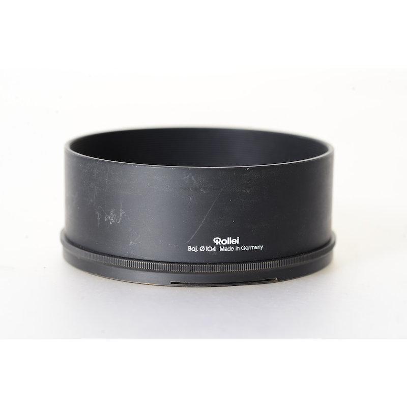 Rollei Geli.-Blende Metall B-104 Sonnar 2,8/180