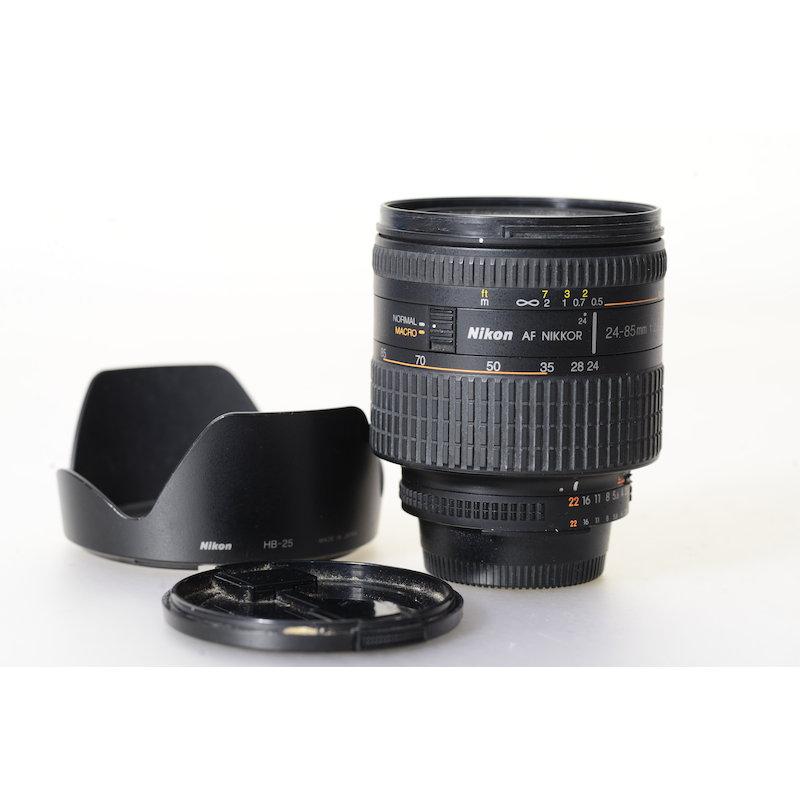 Nikon AF 2,8-4,0/24-85 D IF