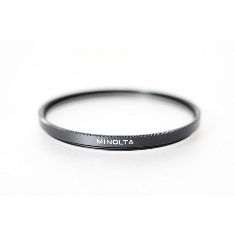 Minolta UV-Filter L37 E-62
