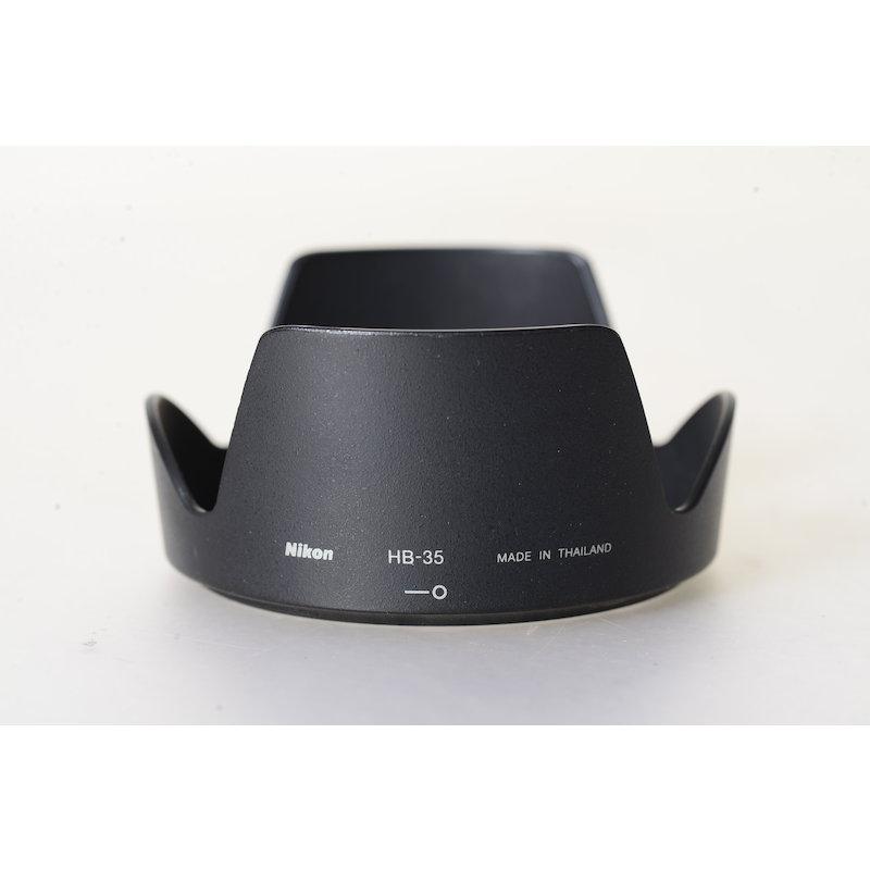 Nikon Geli.-Blende HB-35 AF-S DX 18-200 G