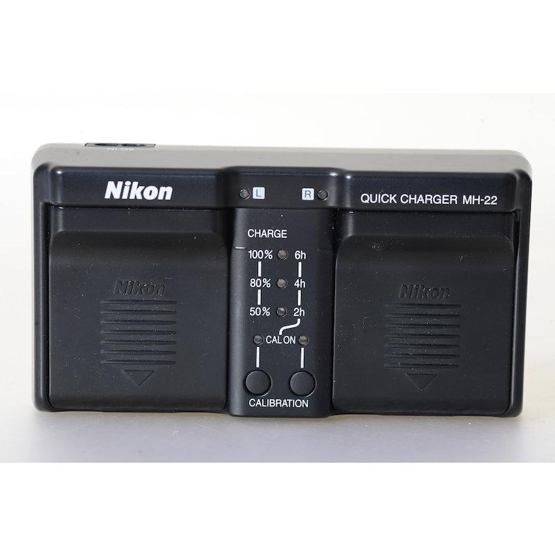 Nikon Ladegerät MH-22