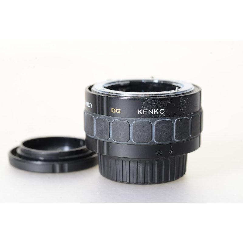 Kenko Telekonverter MC7 DG 2x NI/AF D