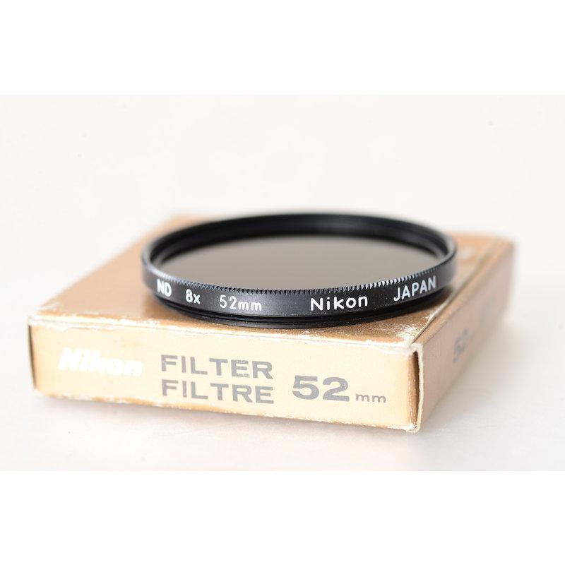 Nikon Graufilter ND-8 E-52