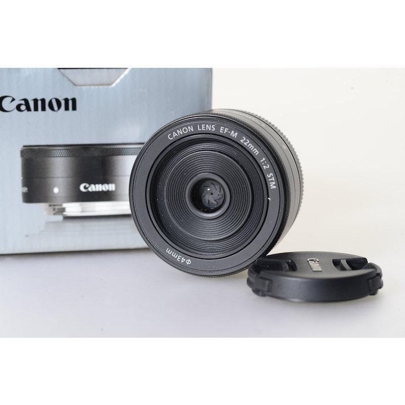 Canon EF-M 2,0/22 STM