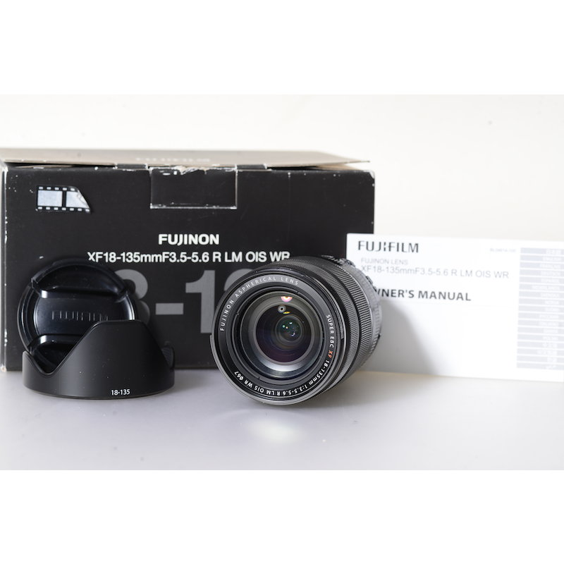 Fujifilm Fujinon Super EBC XF 3,5-5,6/18-135 R LM OIS WR