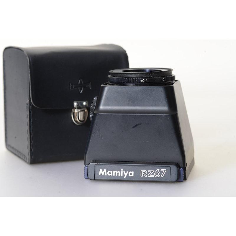 Mamiya AE-Lupenhaube RZ67