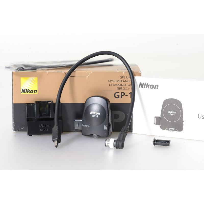Nikon GPS-Empfänger GP-1