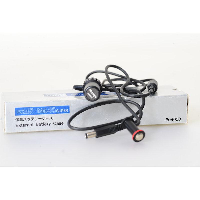 Mamiya Externes Batteriefach 645/RZ