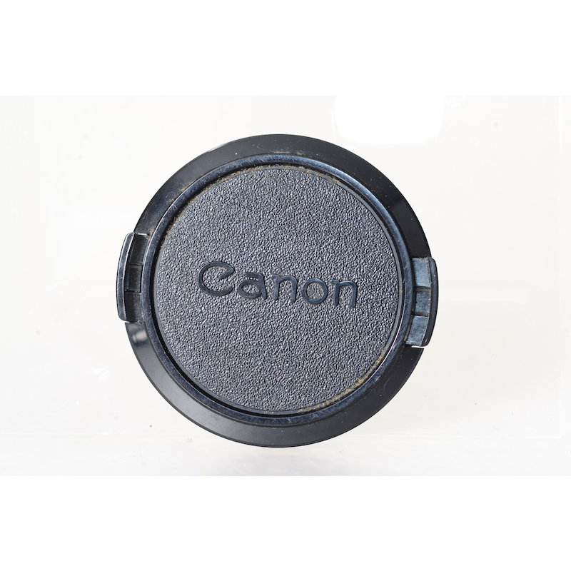 Canon Objektivdeckel FD E-52