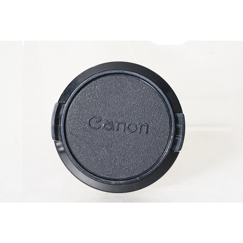 Canon Objektivdeckel FD E-58