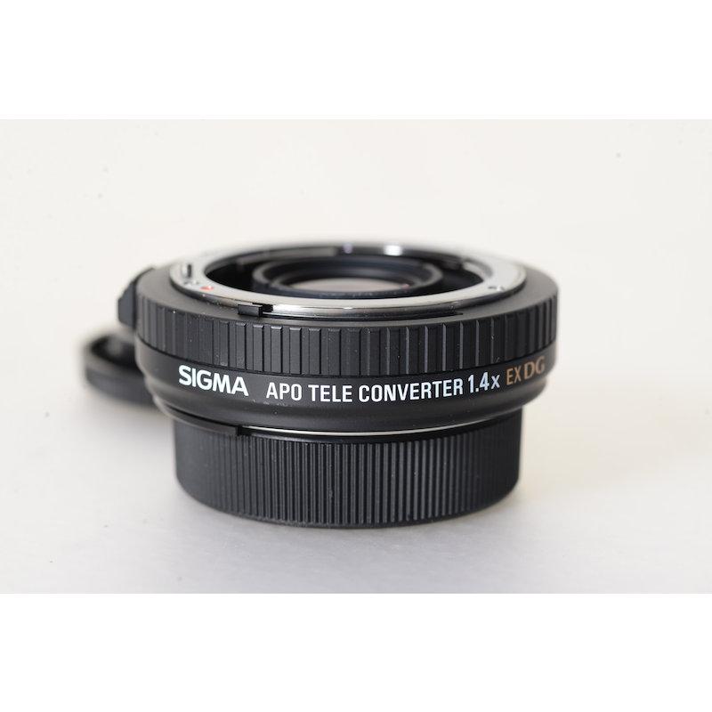 Sigma EX Telekonverter APO DG 1,4x NI/AF D