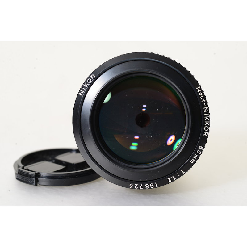 Nikon Ai/S 1,2/58 Noct