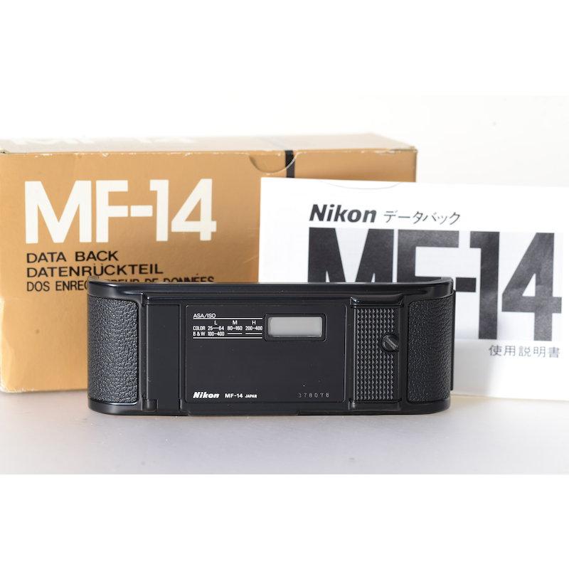 Nikon Datenrückwand MF-14 F3