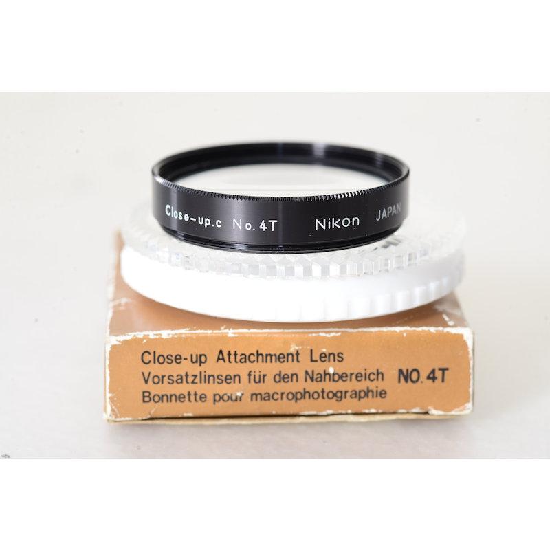 Nikon Vorsatzlinse 4T E-52