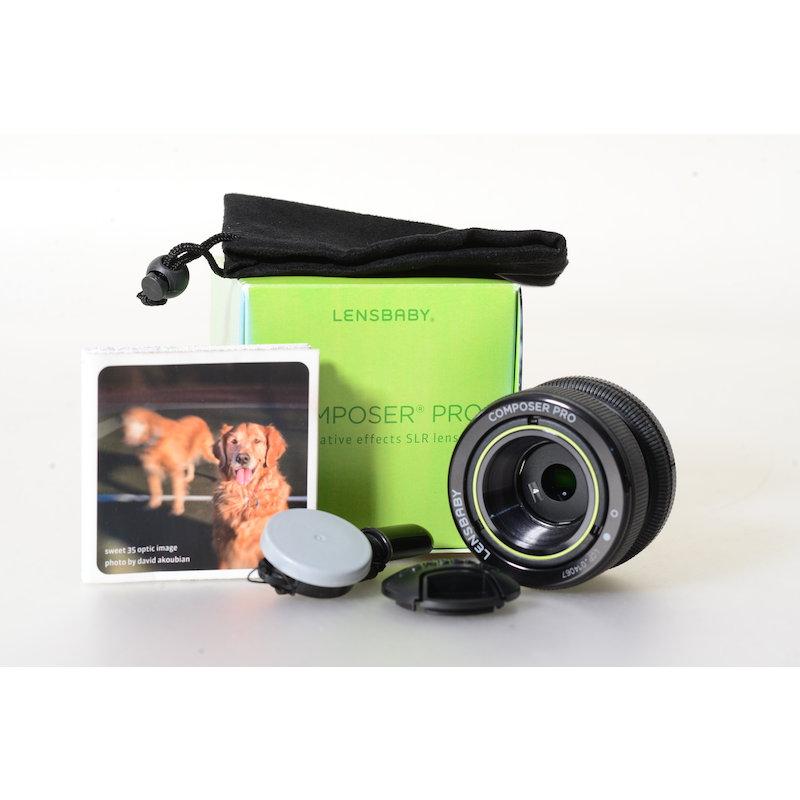 Lensbaby Composer Pro Double Glass LPC Pentax K