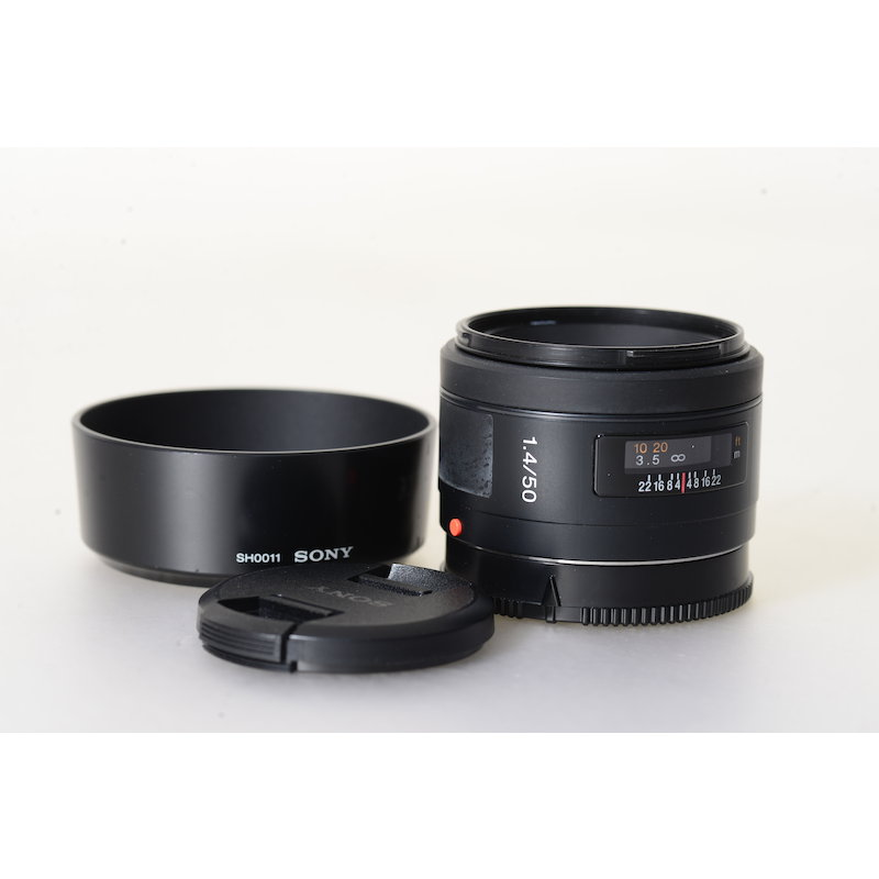 Sony AF 1,4/50