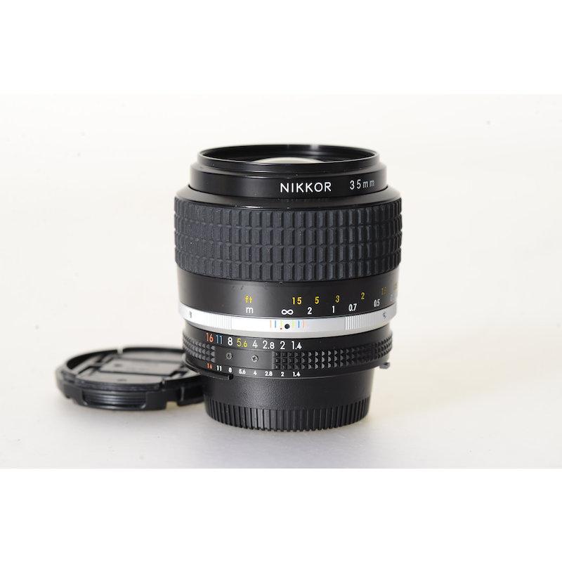 Nikon Ai/S 1,4/35