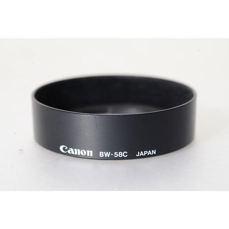 Canon Geli.-Blende BW-58C FD 3,5-4,5/35-70