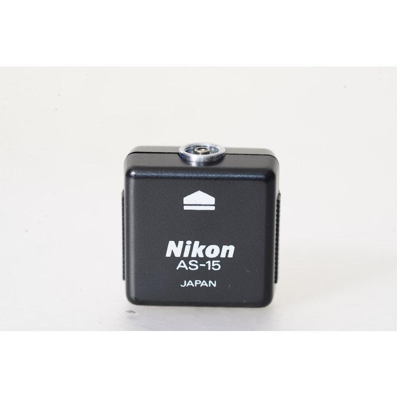 Nikon Synchronanschluß-Adapter AS-15