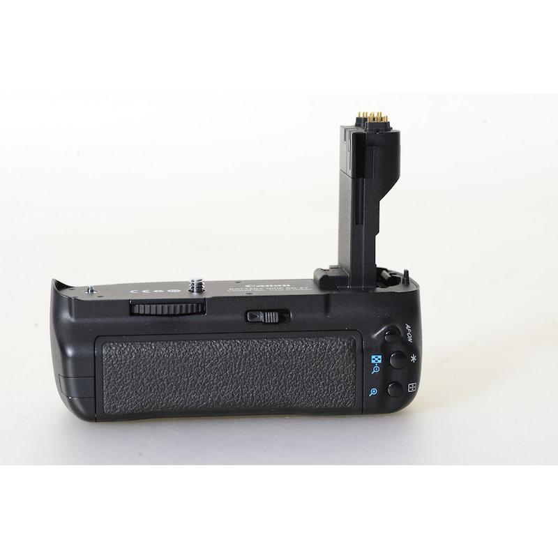 Canon Batterie-Pack BG-E7 EOS 7D ohne Batterieeinsatz