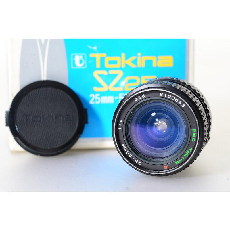 Tokina SZ 4,0/25-50 OM