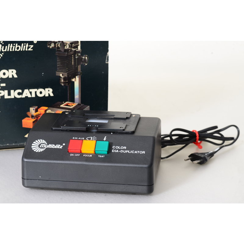 Multiblitz Color-Diaduplikator DUPLI