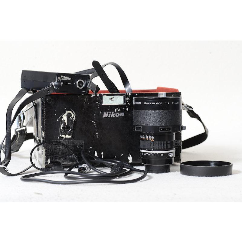 Nikon Medical 4,0/120+Batterie-Teil LD-2