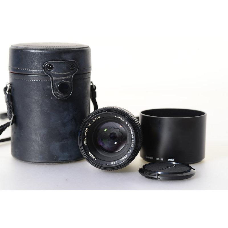 Canon FD 2,8/85 Softfocus