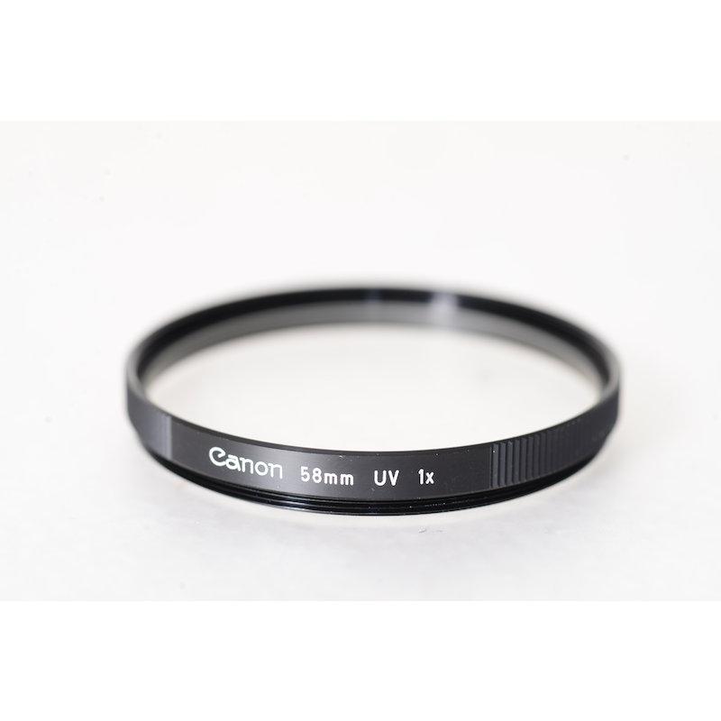 Canon UV-Filter E-58