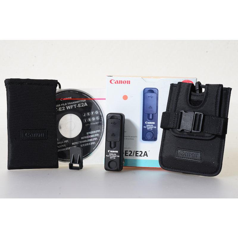 Canon Kabelloser Daten-Transmitter WFT-E2/E2A