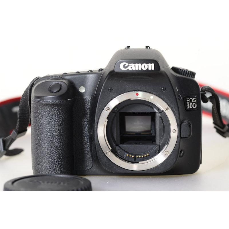 Canon EOS 30D Skala auf Einstellrad fehlt