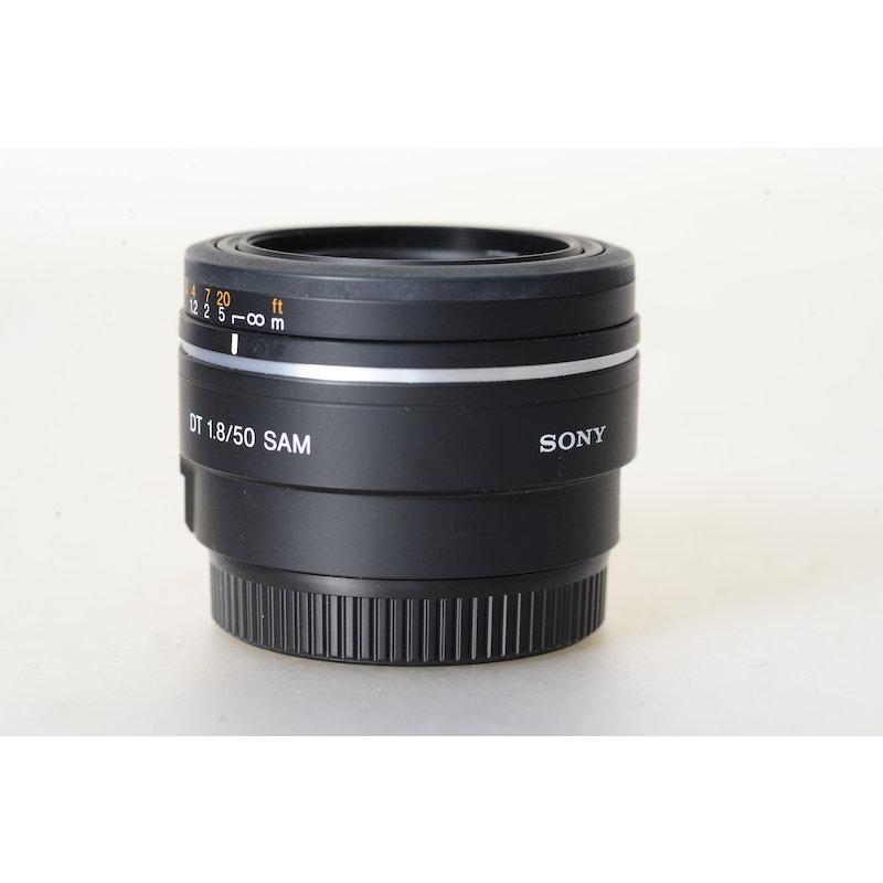 Sony DT 1,8/50 SAM