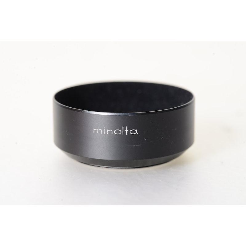 Minolta Geli.-Blende Metall E-52 (D52ND) MD 1,4/50