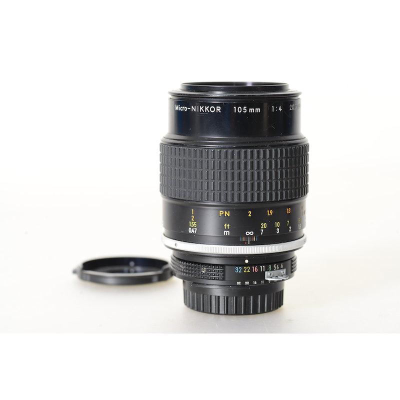 Nikon Ai 4,0/105 Micro