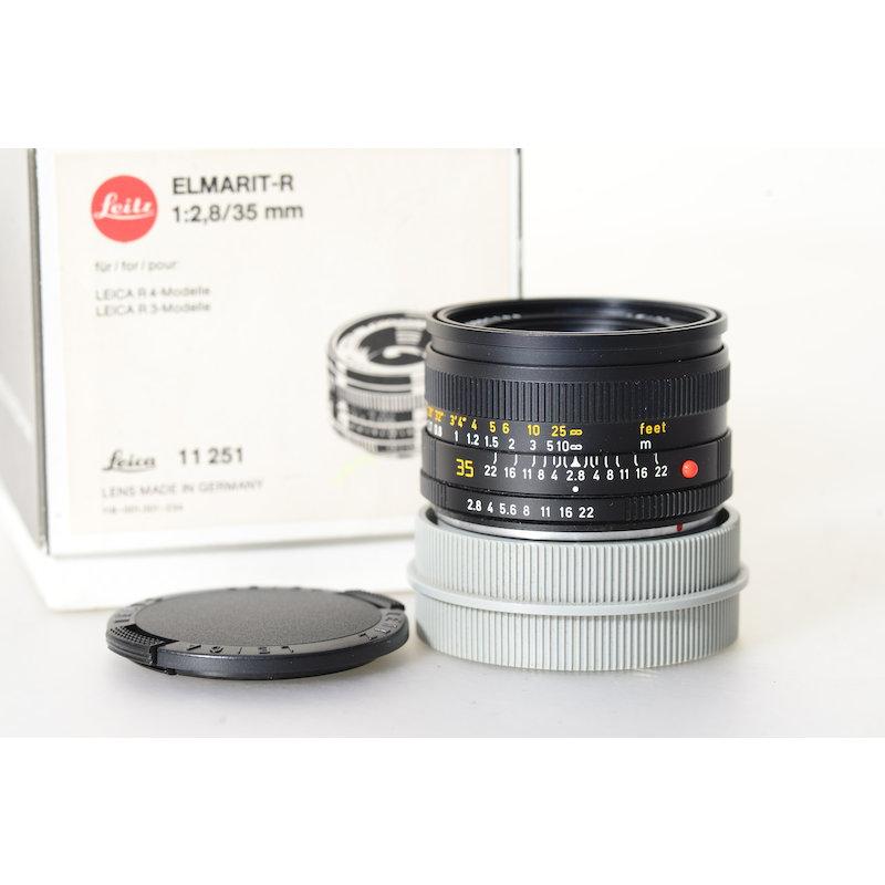 Leica Elmarit-R 2,8/35 E-55
