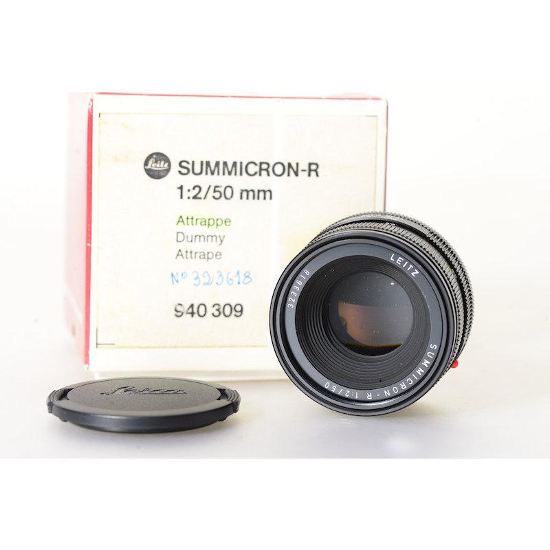 Leica Summicron-R 2,0/50 E-55 Attrape