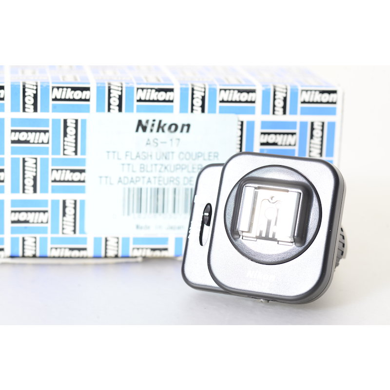 Nikon Blitzkuppler AS-17 F3 TTL