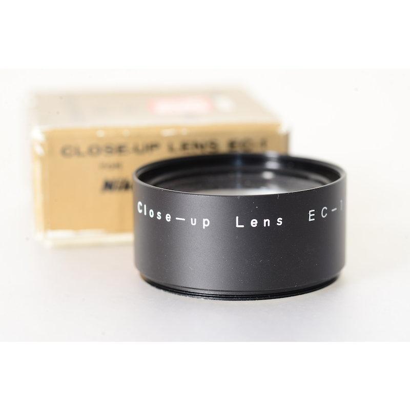 Nikon Vorsatzlinse 8x E-52 EC-1