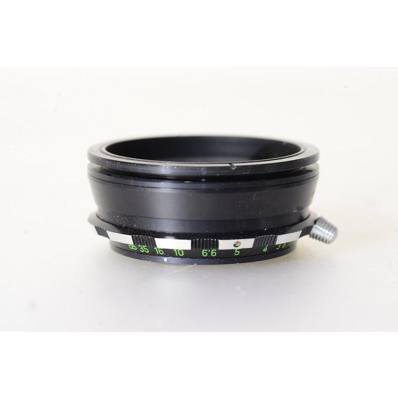 Schneider Focus-Mount für Super-Angulon 65mm Copal 0