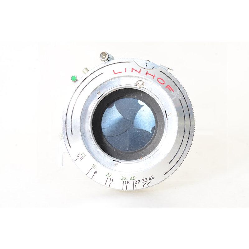 Linhof Compur Verschluß 1 Silber