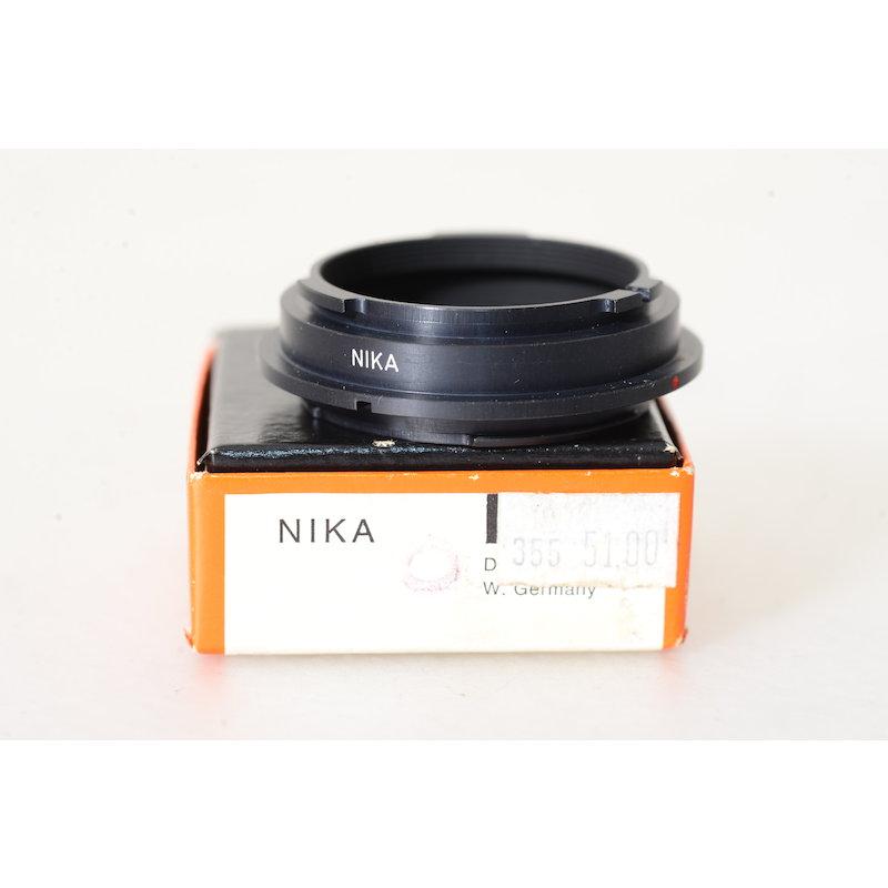 Novoflex Anschlußring Nikon NIKA
