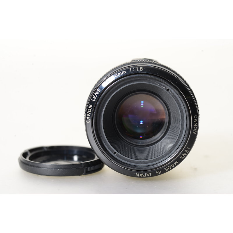 Canon EF 1,8/50 Metall