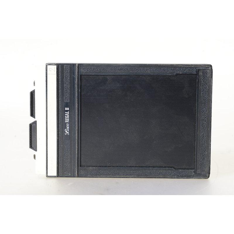 Lisco Planfilmkassette II 4x5