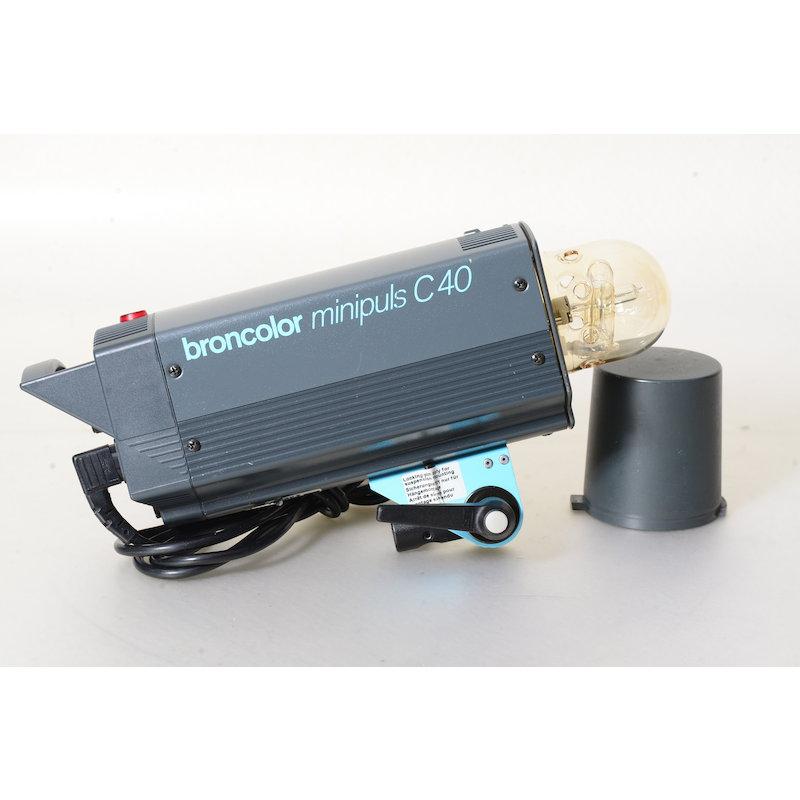 Broncolor Minipuls C40