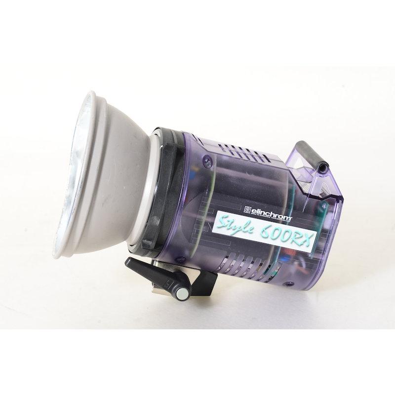 Elinchrom Style RX 600 mit Standardreflektor