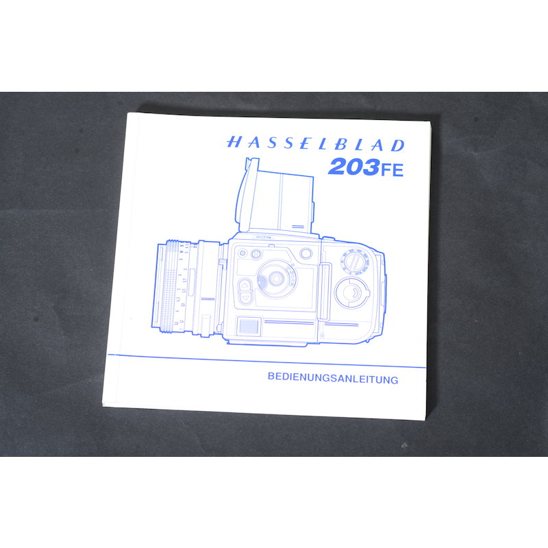 Hasselblad Anleitung 203FE